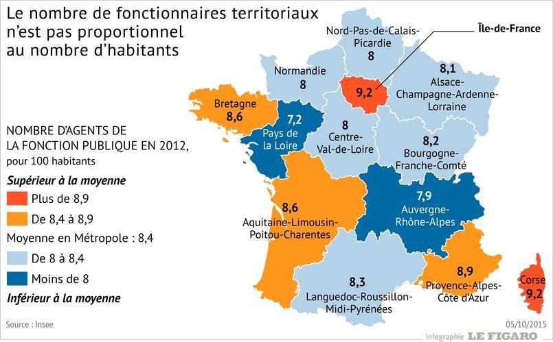 Epingle Sur La France En Cartes