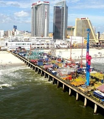 12 Best Ever Memorial Day Getaways Budget Travel Atlantic City Boardwalk Atlantic City Travel