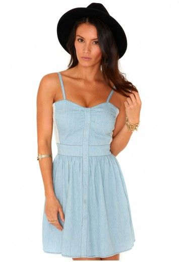 http://www.missguided.co.uk/catalog/product/view/id/73233/s/freda-lace-panel-denim-dress/category/659/