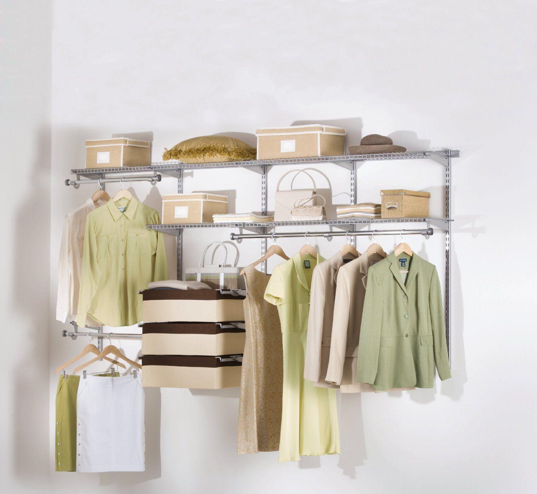 Rubbermaid Closet Organizers Instructions Home Decor