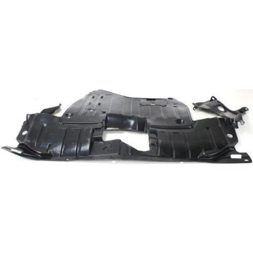 2004 Acura TSX Engine Splash Shield, Under Cover