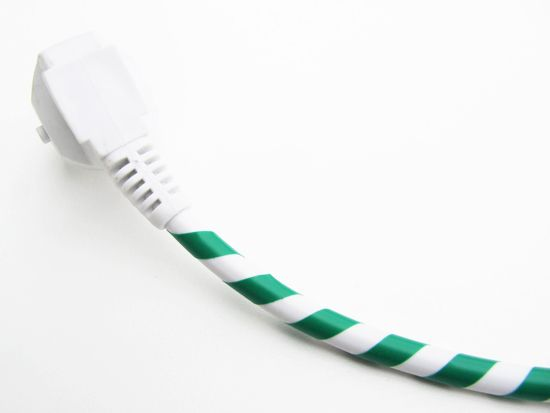 Tape to spruce up the billion extension cords we have lying around.  Photo by Banulablogi.