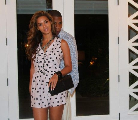 Beyoncé pregnant rumors denied by Jay-Z  According to Jay-Z, his wife Beyoncé is not pregnant.