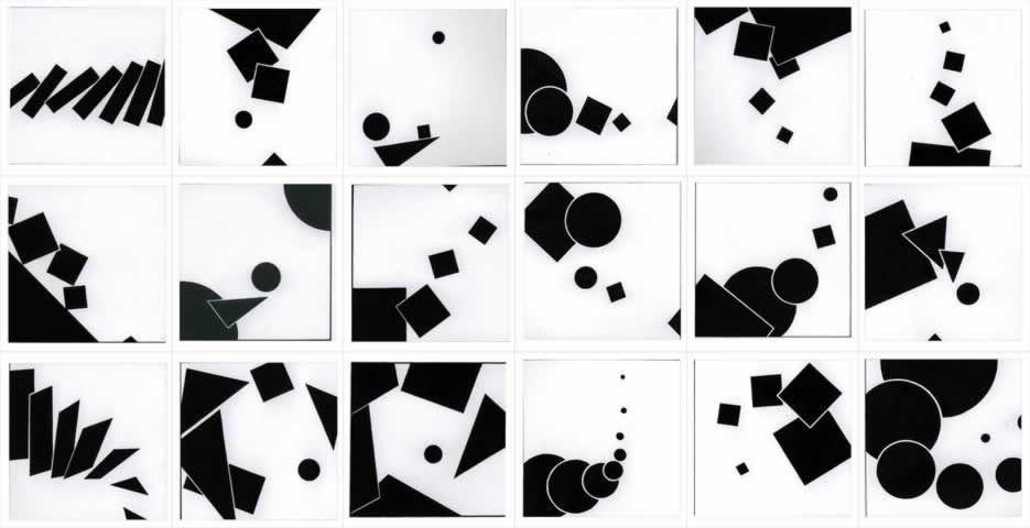 Основы композиции в дизайне графическом