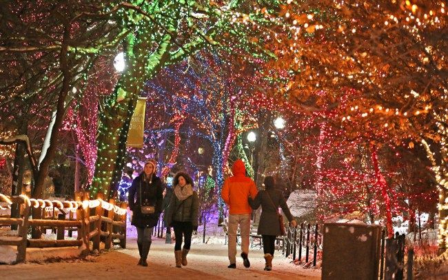 10 Things To Do In Chicago During The Holiday Season The Diy Playbook Chicago Christmas Chicago Holiday Chicago Things To Do