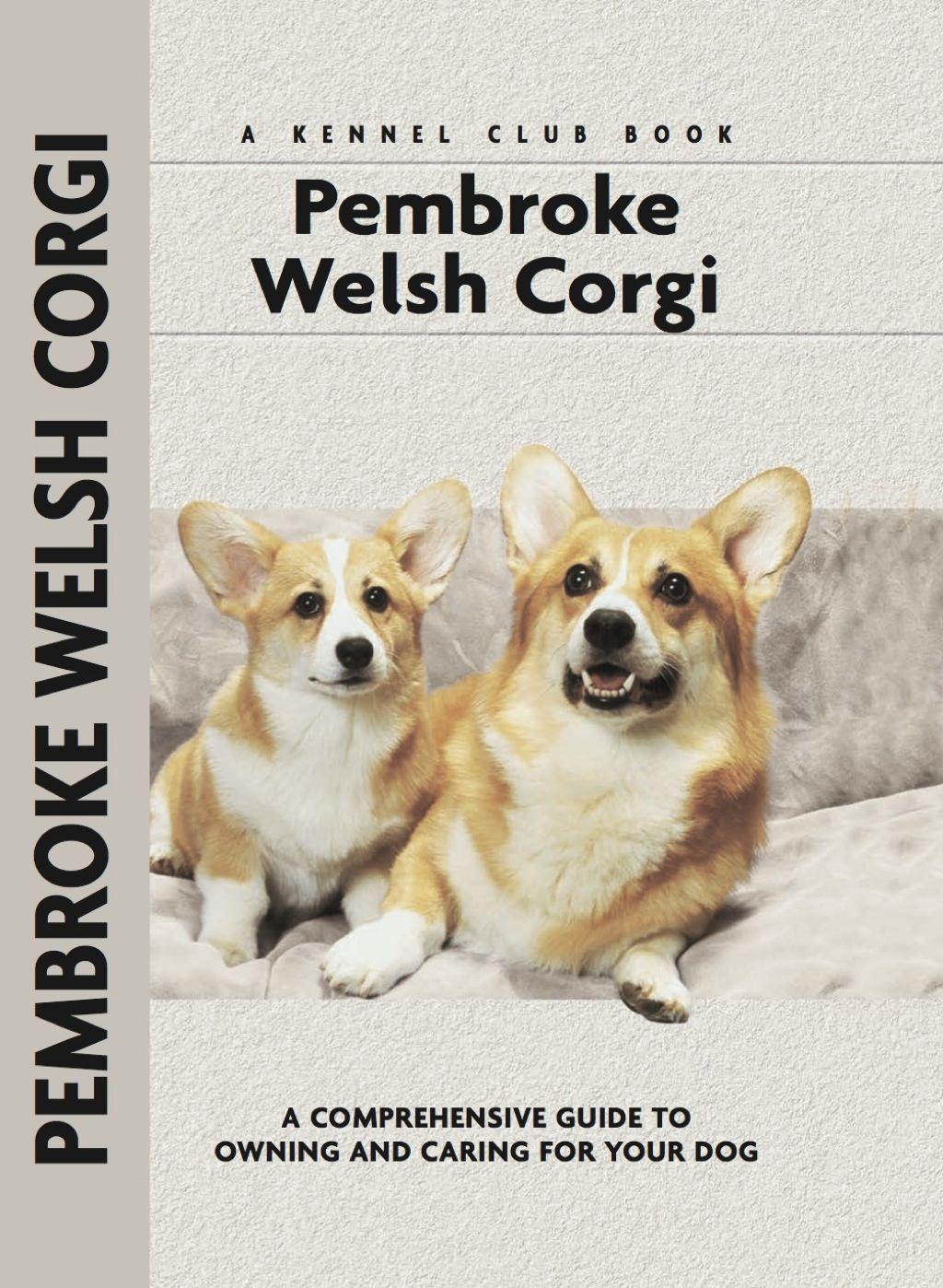 Pembroke Welsh Corgi Ebook Pembroke Welsh Corgi Corgi