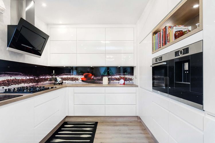 Pin On Kuchnia W Bieli