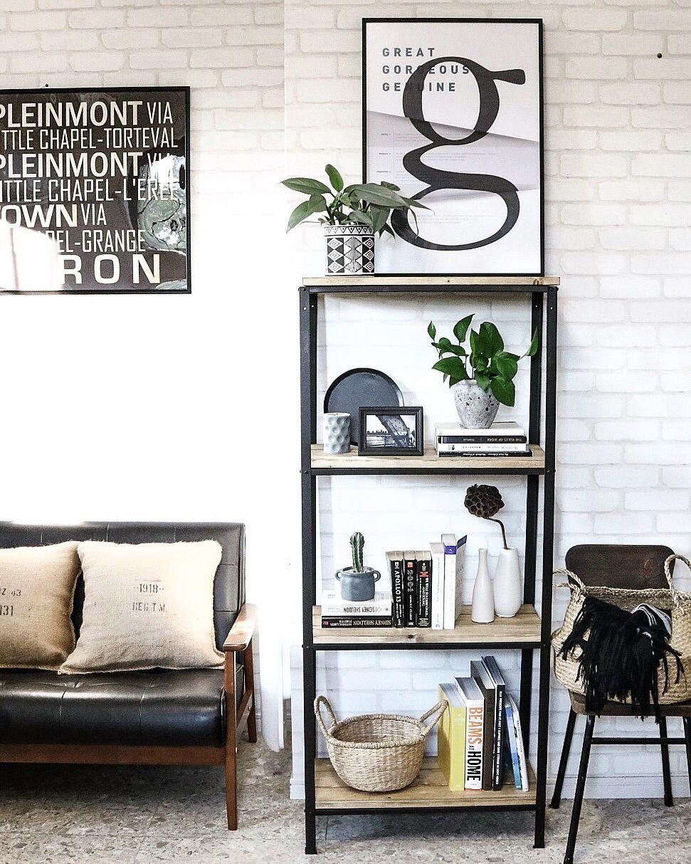 ikea hyllis hack diy m bel pinterest heminredning inredning och inspiration. Black Bedroom Furniture Sets. Home Design Ideas