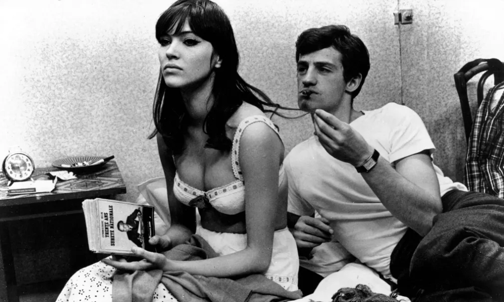 Anna Karina, French new wave icon a life in pictures в