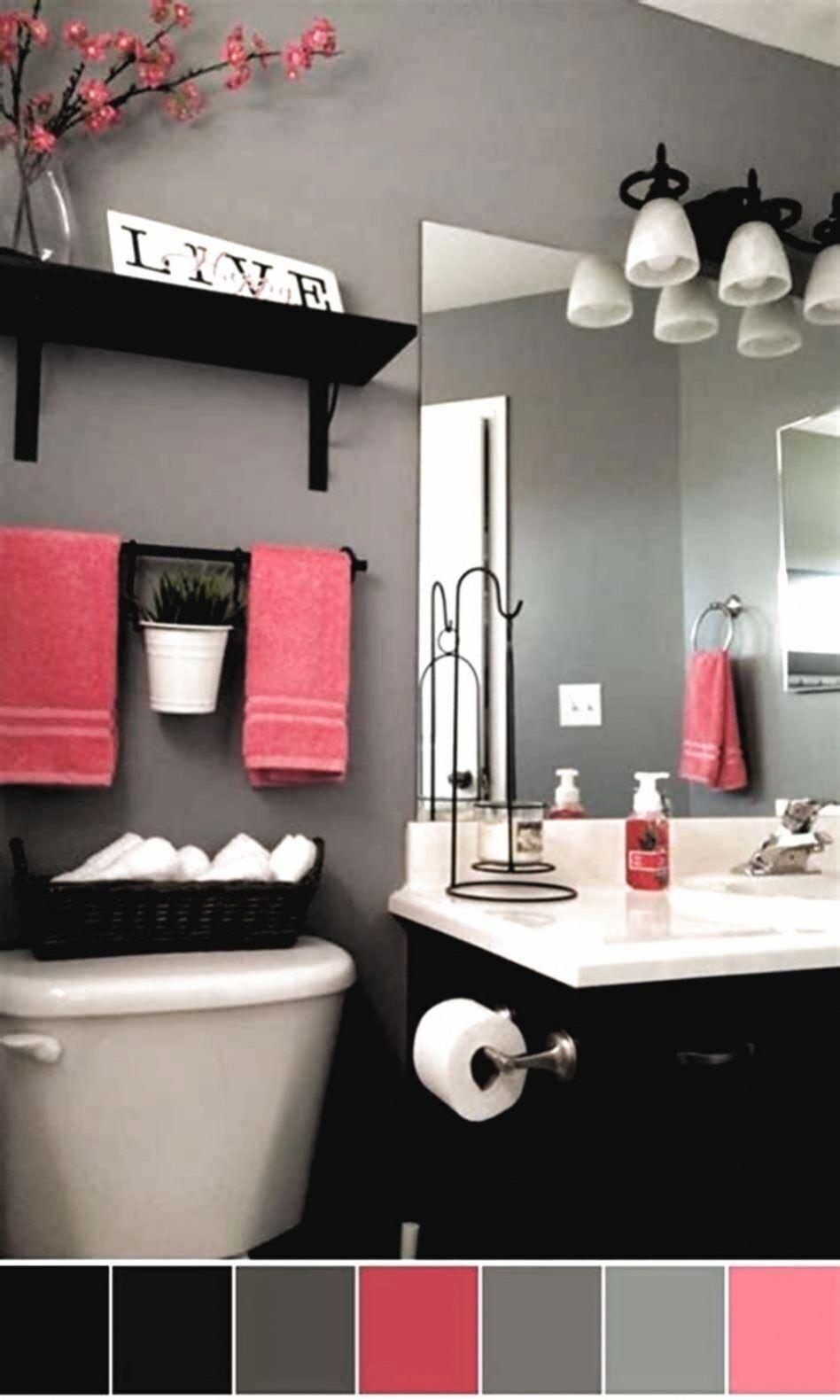 Best Color Schemes Bathroom Decorating Ideas On A Budget 2019 In 2020 Bathroom Color Schemes Bathroom Colors Gray Bathroom Colors