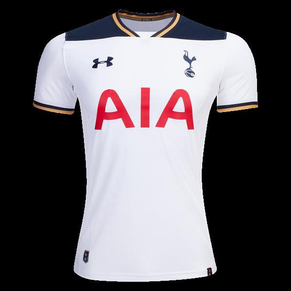 Tottenham 16 17 Home Soccer Jersey Worldsoccershop Com Worldsoccershop Com Britishpremierleague Soccer Apparel Soccer Jersey Tottenham Hotspur Tottenham