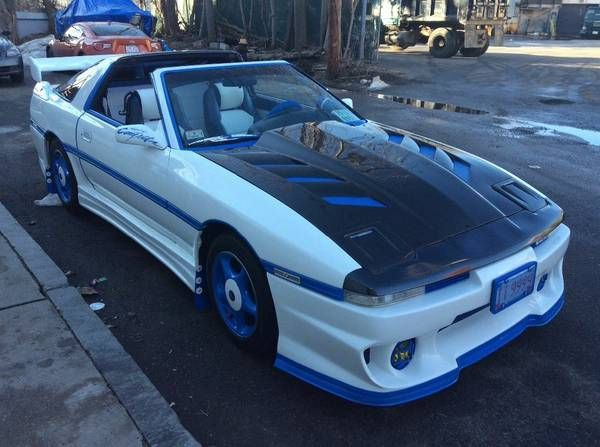 Ugly Toyota Supra | Ugly Car Pictures: #toyotasupra #supra #toyota #stance