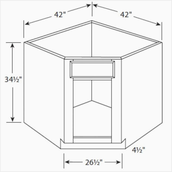 Corner kitchen sizes ideas in 2020 with images