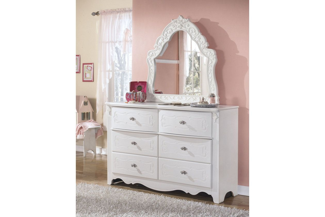 Best Exquisite Dresser And Mirror French Style Bedroom 400 x 300
