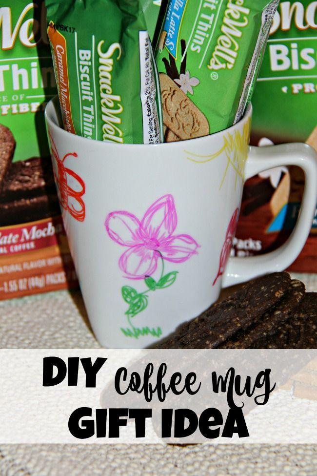 Machen Sie Morgen große DIY Kaffeetasse Geschenkidee, #DIY #Geschenkidee #Größe #Kaffeetasse #machen #makeamarela #Morgen #Sie #simplecraftscollege #simplecraftsforadults #simplecraftspreschool