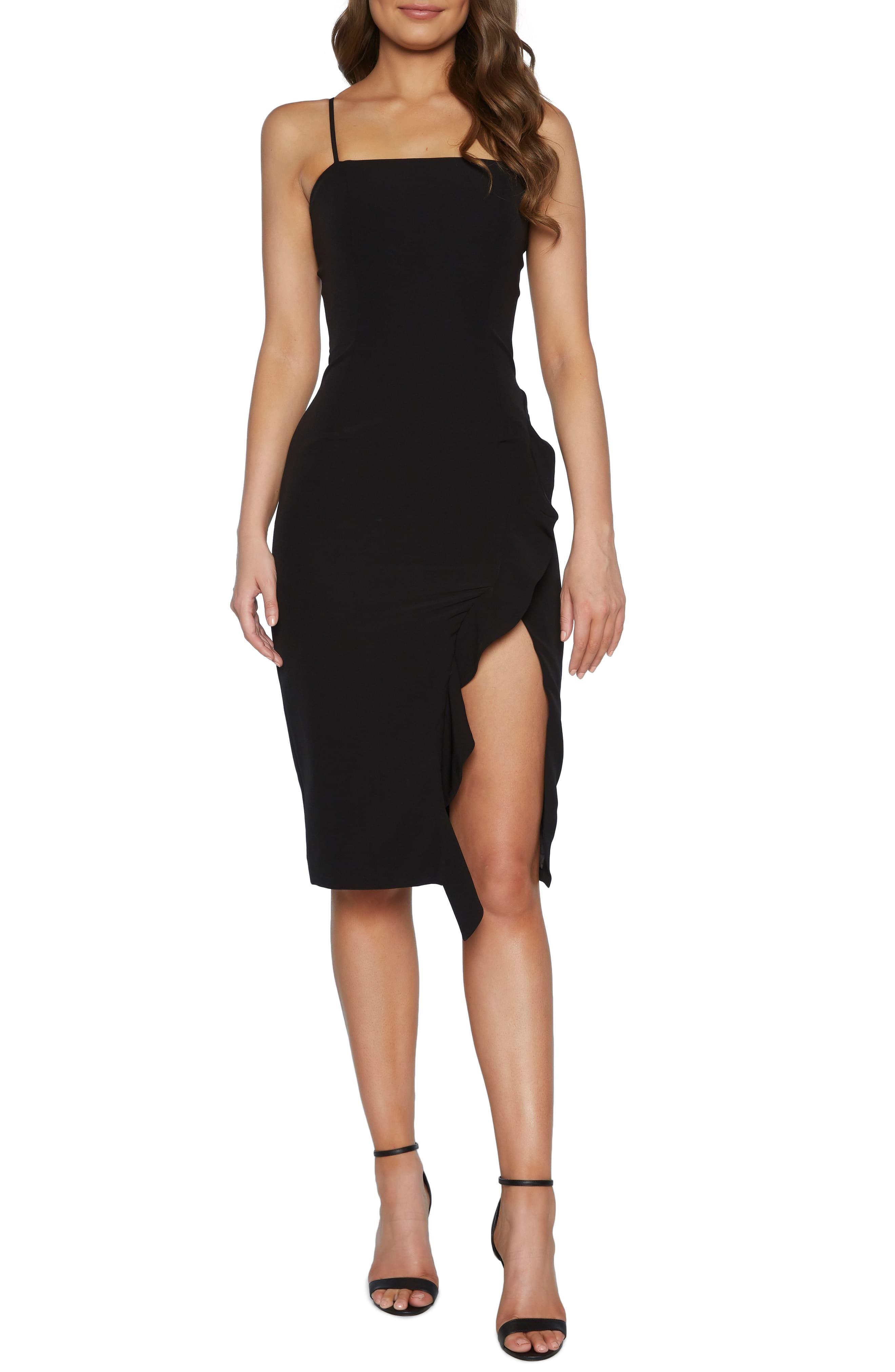 Women S Bardot Carmelle Cocktail Dress Size Small Black In 2021 Red Cocktail Dress Black Cocktail Dress Nordstrom Dresses [ 4048 x 2640 Pixel ]