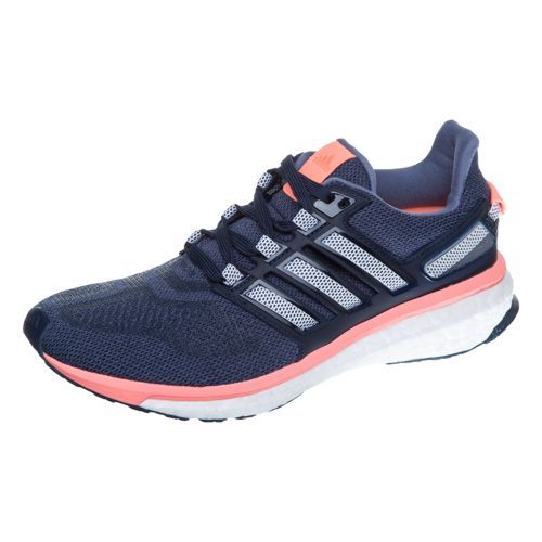 adidas Energy Boost Blau Blau Orange Damen