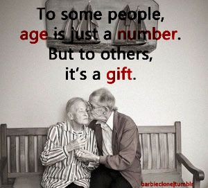 For MR newsletter: To some people, age is just a number ...