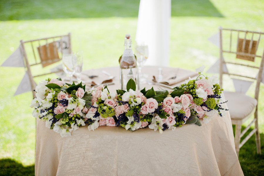 Backyard Phoenix Wedding From Some Like It Classic Wedding Groom Decorations Bride Groom Table