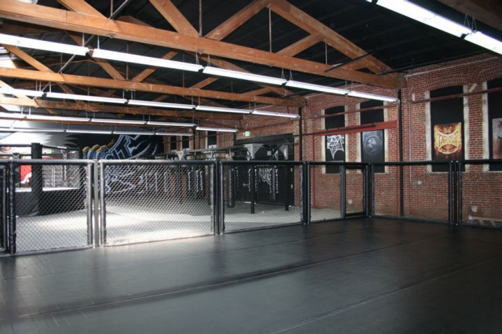 Check out the facilities in gym best mma will