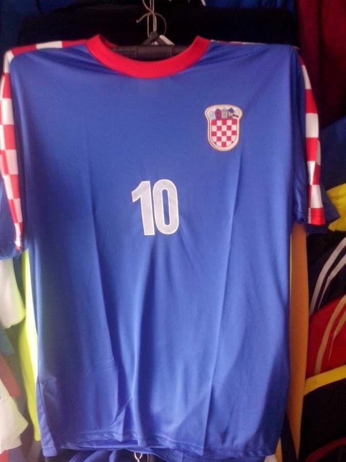 efb5b7606 Croatian national team football jersey - LUKA MODRIC