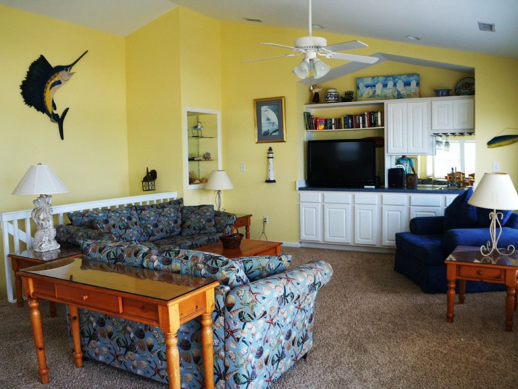 House vacation rental in surf city from