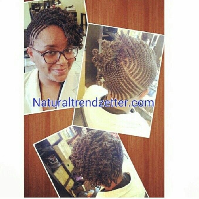 Hair done by  Ms.Renee  @Natural Trendzetter