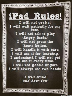 Speech Time Fun: iPad Rules!!! ((FREEBIE!!))                                                                                                                                                     More