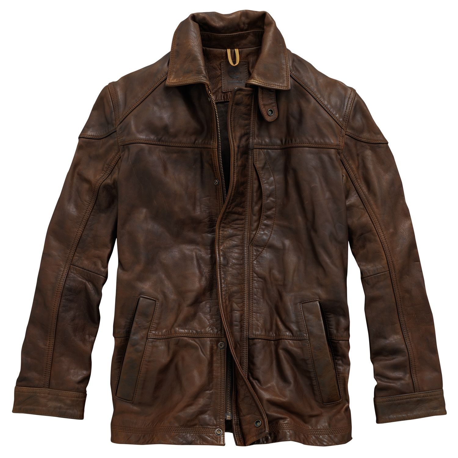 0fb9784cc Timberland - Men's Earthkeepers® Tenon Leather Jacket | Men's ...