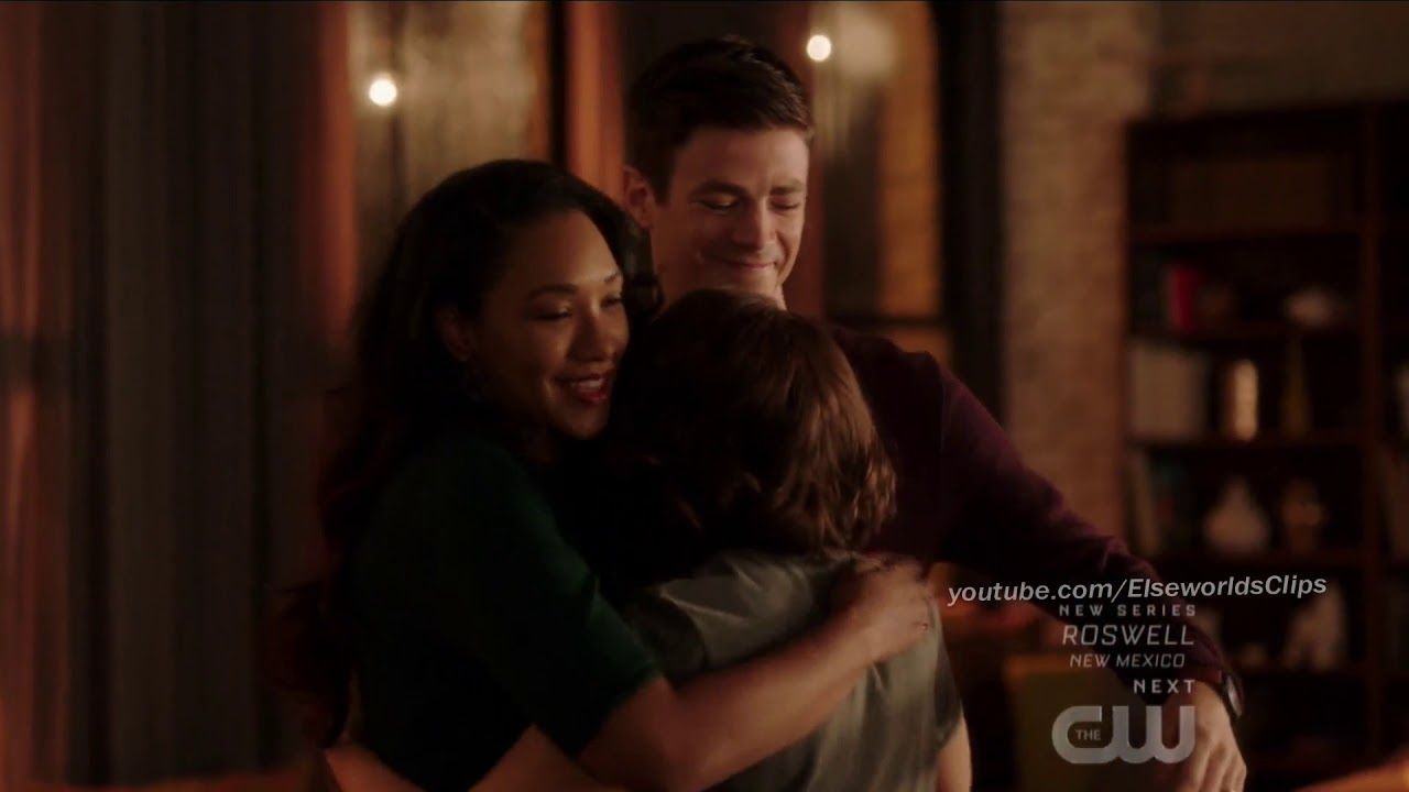 Barry Wants To Save Cicada's Daughter   The Flash 5x11