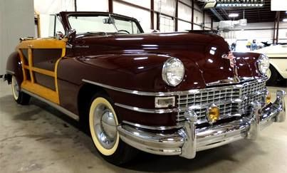 48 Chrysler Town Country Re Pin Brought To You By
