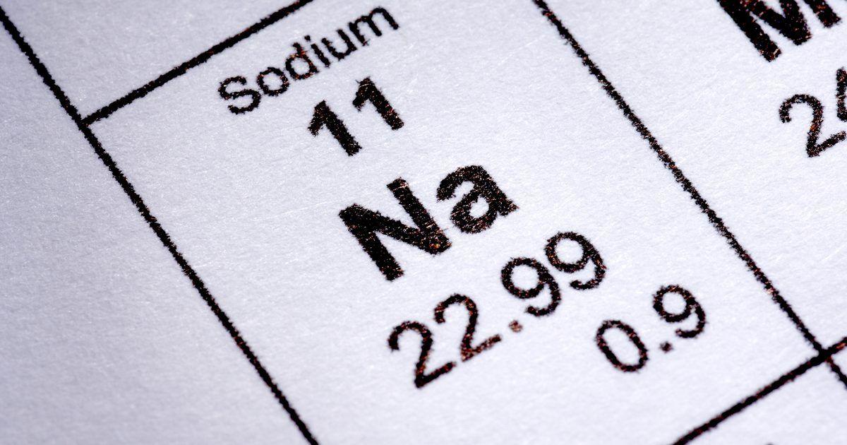 Caractersticas del sodio el sodio es el onceavo elemento de la tabla peridica y su smbolo es na por su nombre en latn natrium el sodio es uno de los metales ms urtaz Images