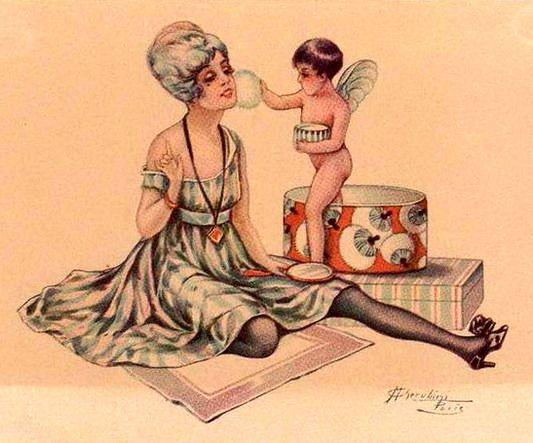 Art Deco darling