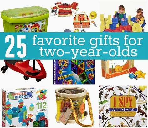 Favorite Gifts For 2 Year Olds Good Gender Balanced List