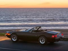 1972 Ferrari 365 GTB/4 Daytona Spider by Scaglietti | Amelia Island 2015 | RM AUCTIONS