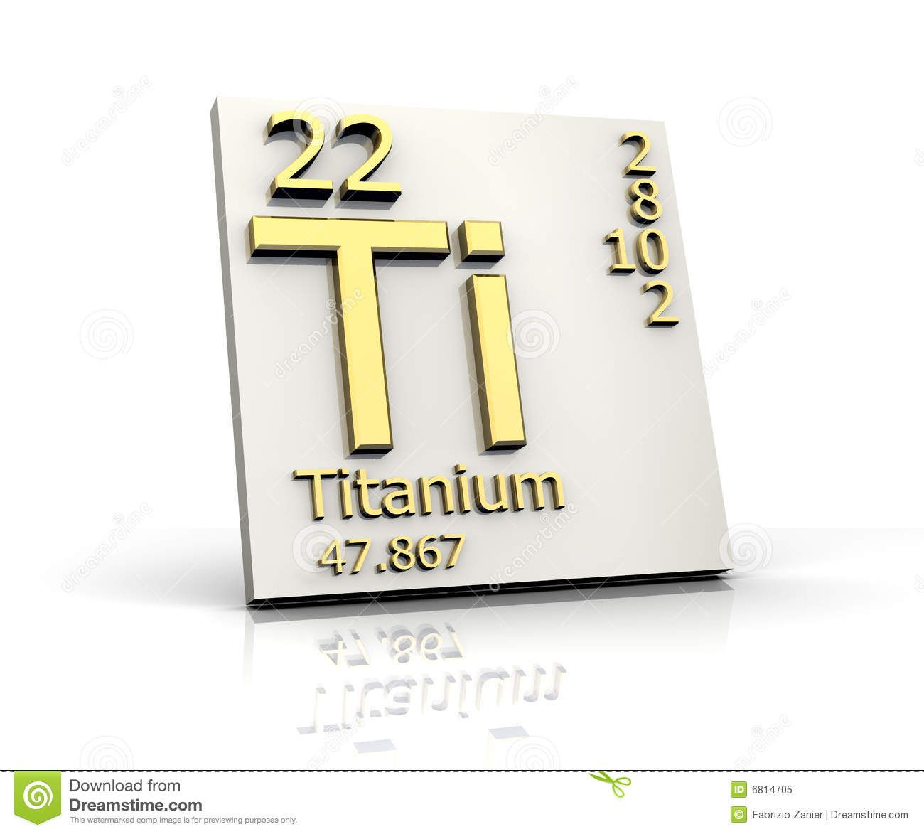 Titanium 22 pinterest periodic table titaniums atomic number is 22 and its atomic mass is amu each titanium atom has 22 protons 22 electrons 2 valence electrons and 25 neutrons urtaz Choice Image
