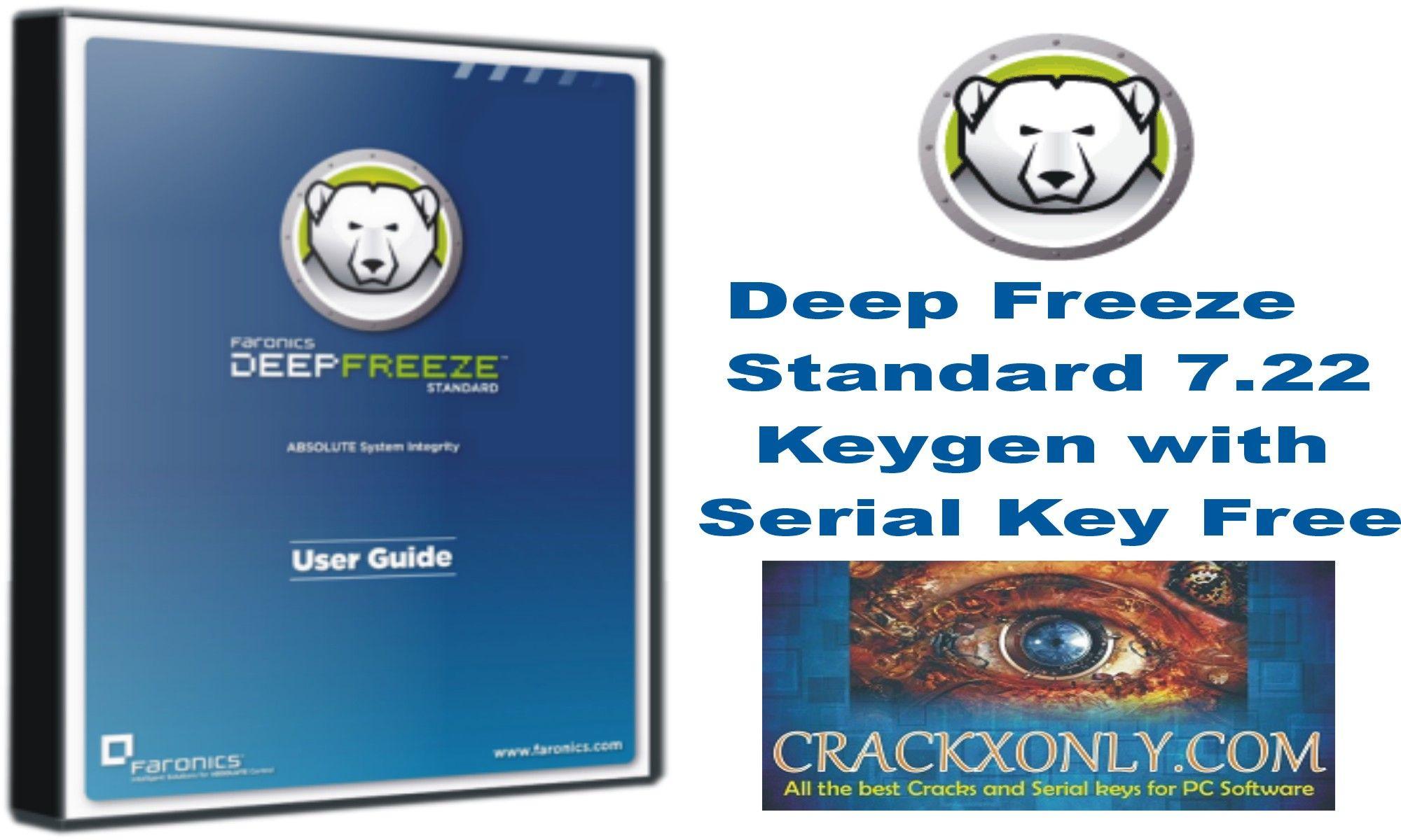 Free download deep freeze 7