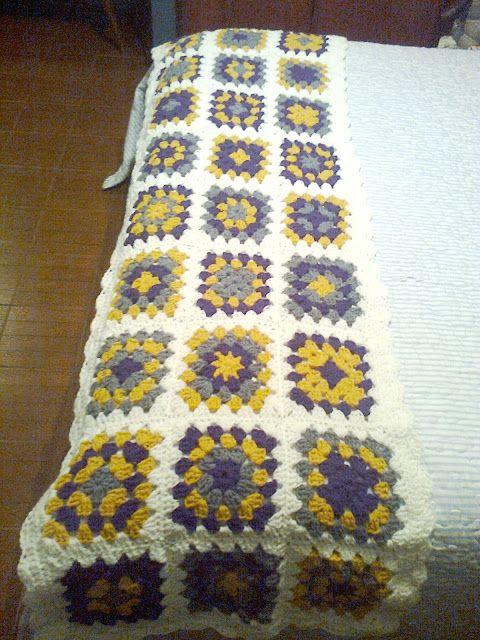 pie de cama   afgan blankets   Pinterest   Camas, Manta y Pieceras