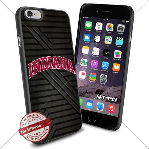 "NCAA-Indiana Hoosiers,iPhone 6 4.7"" Case Cover Protector for iPhone 6 TPU Rubber Case Black SHUMMA http://www.amazon.com/dp/B013RKPMWK/ref=cm_sw_r_pi_dp_f3OTwb0NT2198"