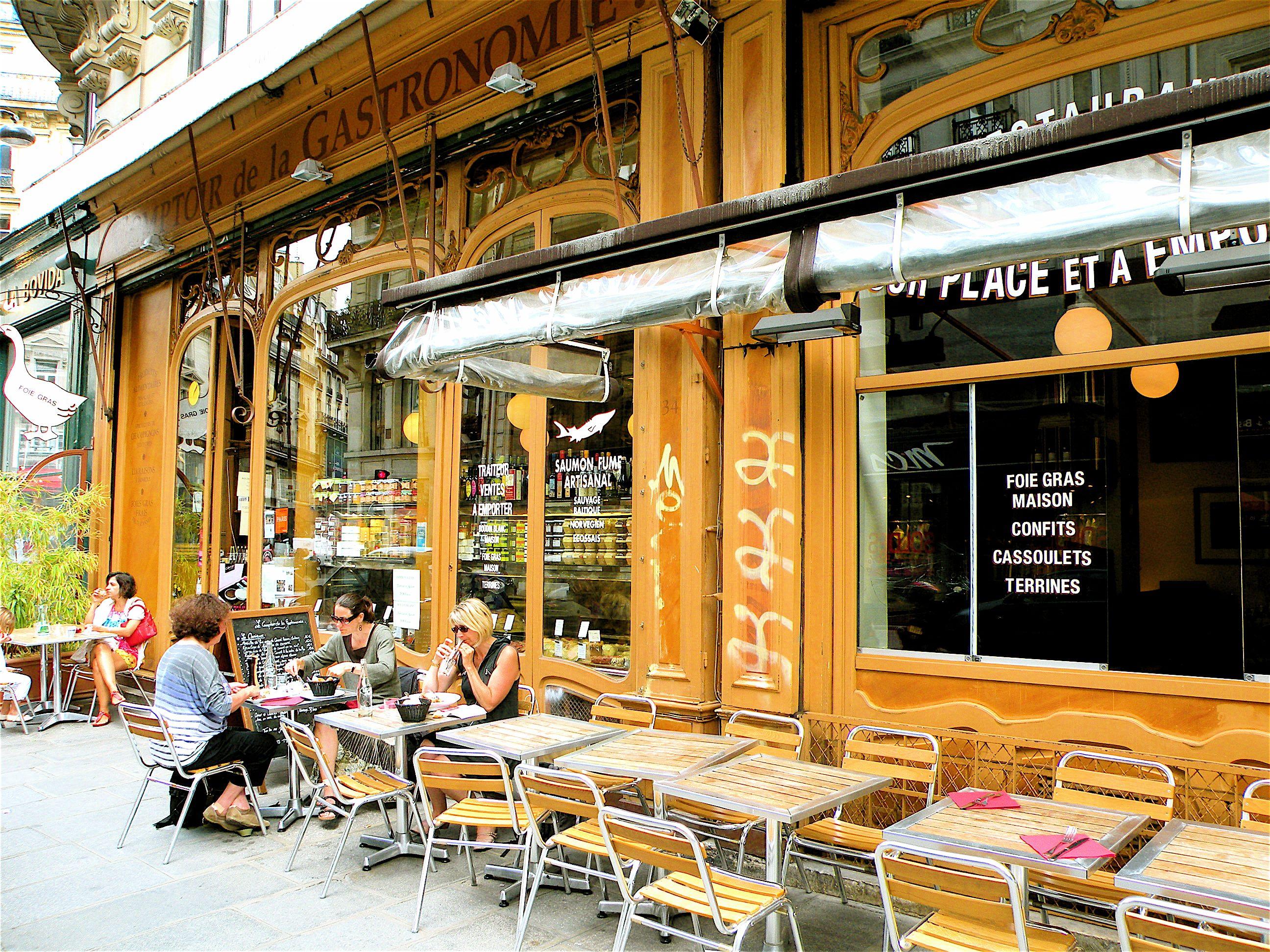 Le comptoir de la gastronomie 34 rue montmartre 75001 - Comptoir de la gastronomie ...