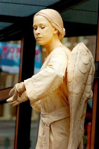 Alive Living Statues - Human Statues