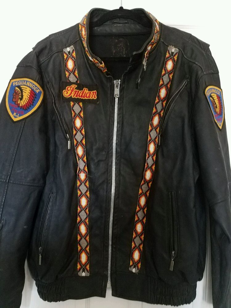 Indian Police Motorcycle Jacket Ebay Motors Parts Accessories