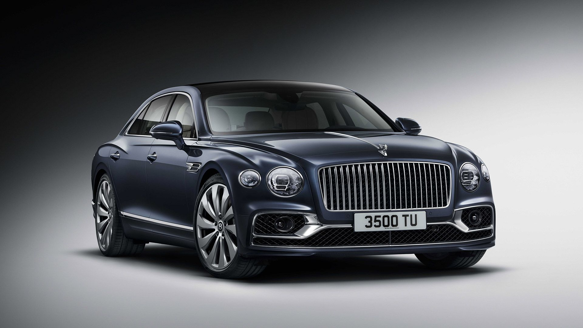 The Third Generation Of Bentley S Flying Spur Super Saloon Has