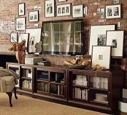 Exceptional TV Entertainment Centers, Media Furniture U0026 Media Storage | Pottery Barn