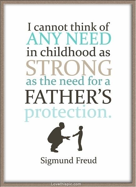 A Father S Protection Fathers Day Quotes Good Good Father Father Quotes