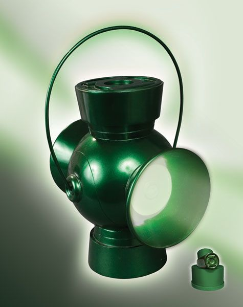 Image Jla Trophy Room Green Lantern Power Battery Prop