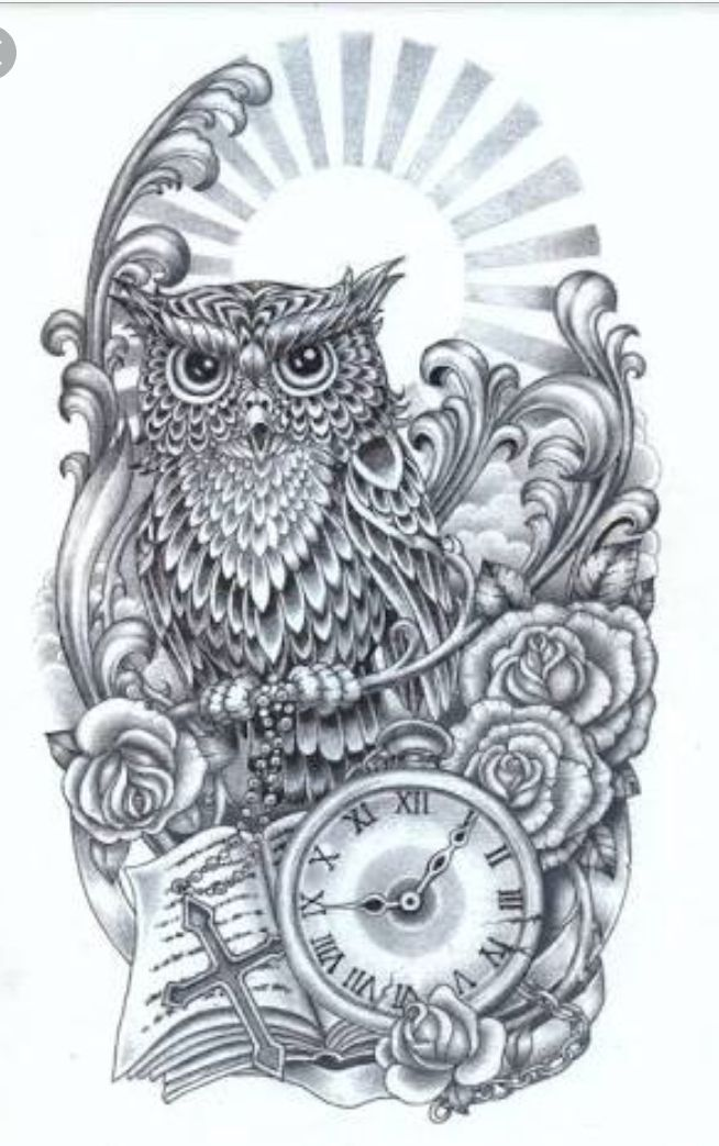 Pin by Rachel Hoffman on birds | Half sleeve tattoos ...