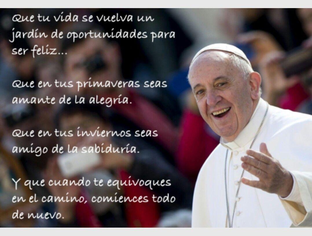 Pin De Teresa Herrera En Oraciones Mensajes Del Papa Francisco Papa Francisco Frases Frases Para Papa