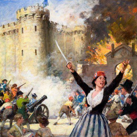 French Revolution - The Bastille