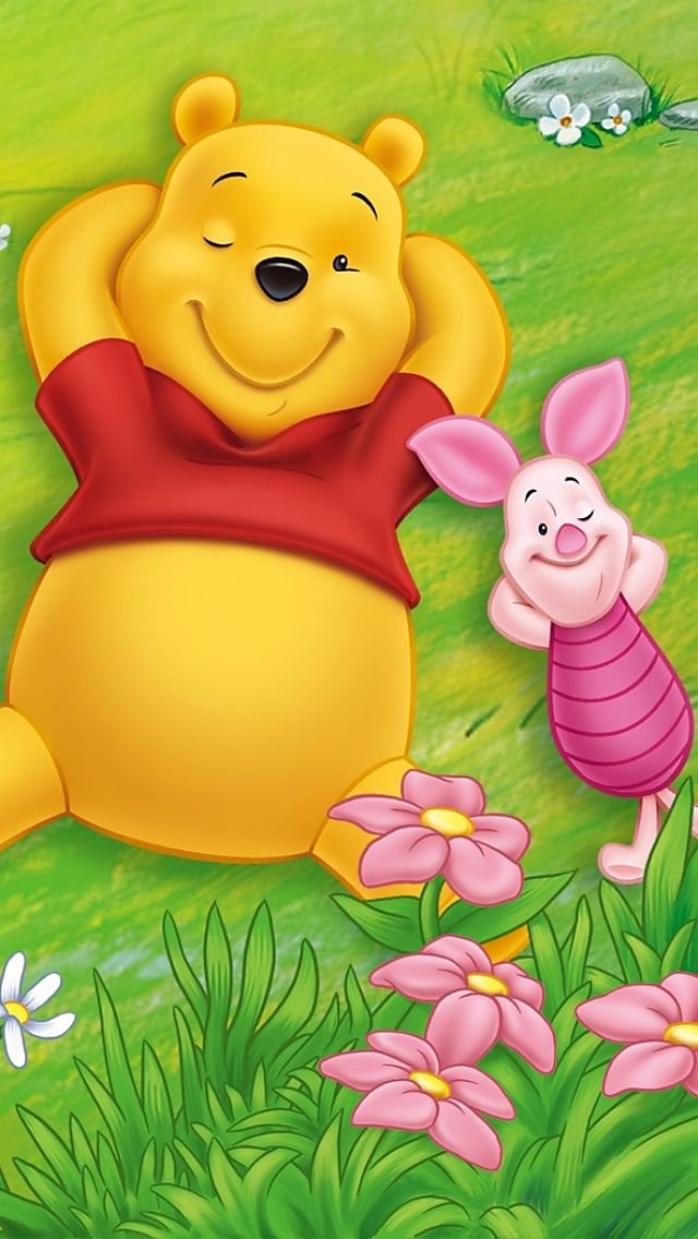 WINNIE THE POOH, IPHONE WALLPAPER BACKGROUND | IPHONE ...